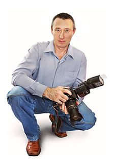 Фотограф Кемерово, Алексей Поселенов