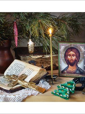 Православный христианский натюрморт, фотохудожник Алексей Поселенов, Кемерово