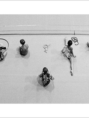 Гимнастки. Фотограф из Кемерово Алексей Поселенов