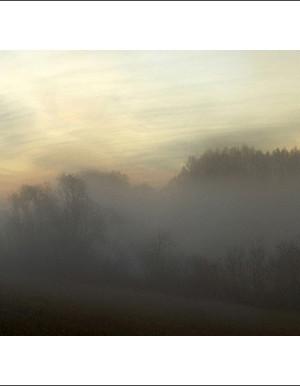 Фотограф Алексей Поселенов. Туманный пейзаж