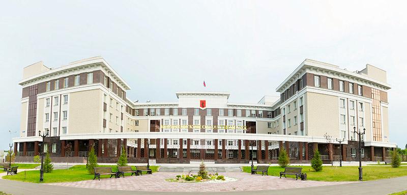 Архитектурная съемка зданий и сооружений в Кемерово
