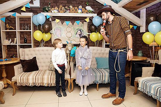 Фотосъемка дня рождения в Кемерово